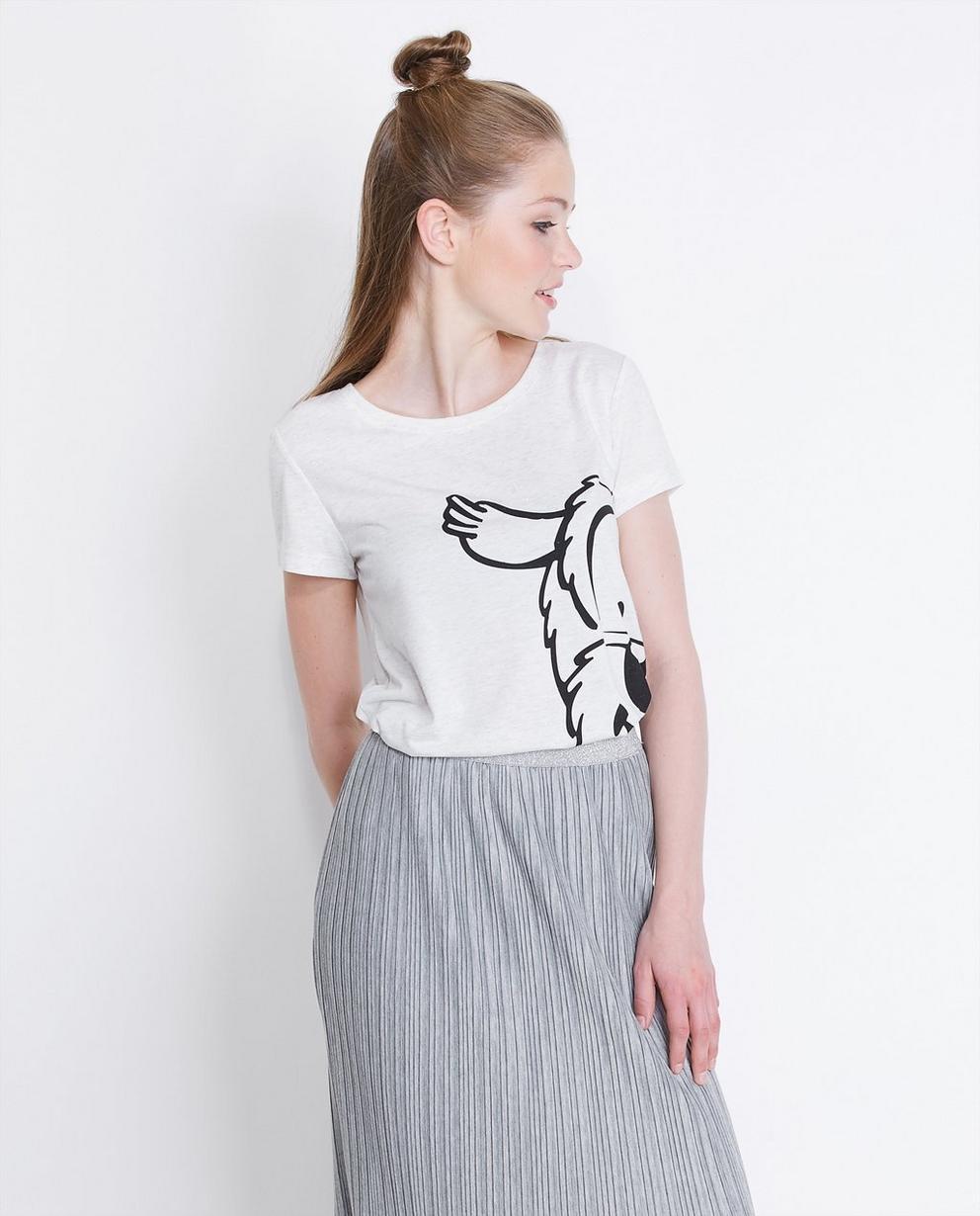 T-shirt met Samsonprint - Samson Vintage - Samson